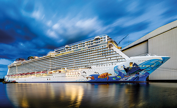 Norwegian Escape / © MEYER WERFT